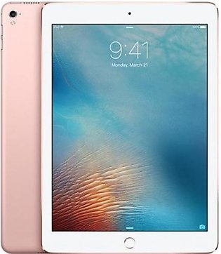 Apple iPad Pro 9.7 (Wifi, 4G, 128GB, Rose Gold)