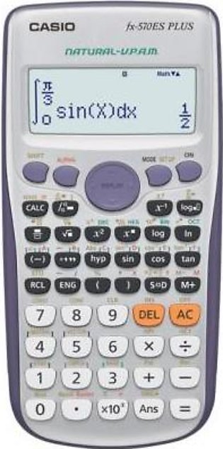 Casio Scientific Calculator FX 570 ES PLUS