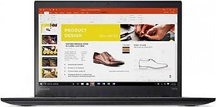 "Lenovo ThinkPad T470s 20HFS0B400 Black (i7, 16GB, 1TB SSD, 14.0"" FHD, Intel HD, Win10 Pro)"