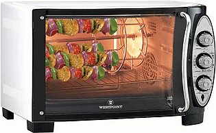 Westpoint Oven Toaster,Rotisserie With Conviction 55 Liter WF-4800 RKC
