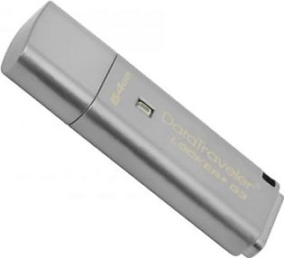 Kingston 64GB USB 3.0 DT Locker+G3 w/Automatic Data Security DTLPG3/64GB