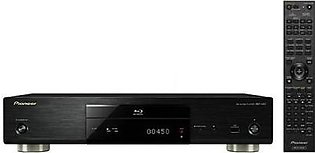 Pioneer BDP-450 Blu-ray 3D Disc Player with Dual HDMI