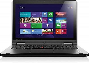 Lenovo ThinkPad Yoga 12 Core i7 5th Gen, 8GB RAM, 500GB HDD Covertible Touch ...