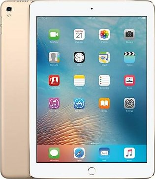 Apple iPad Pro 9.7 (Wifi, 4G, 128GB, Gold)
