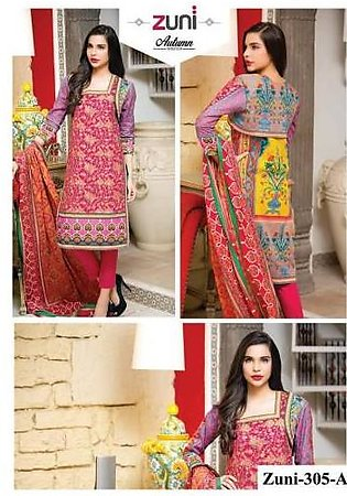 Amna Ismail Zuni New Winter Collection 2015-16 305-A