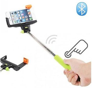 Selfie stick Monopod with built-in Bluetooth