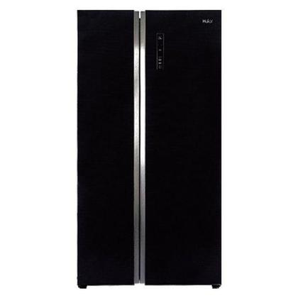 Haier Side-by-Side Refrigerator 17 cu ft (HRF-618BG)