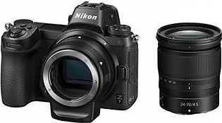 Nikon Z7 Mirrorless Digital Camera with Nikkor Z 24-70mm F/4 S Lens