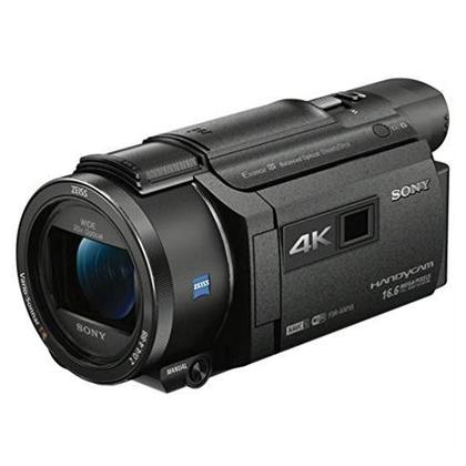 Sony FDR-AXP55 4K Handycam with Built-in Projector, Black