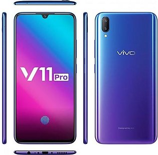 Vivo V11 (4GB,64GB) With Dual sim with official warranty (PTA Approved)