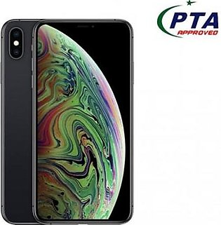 Apple iPhone XS Max 256GB Single Sim Space Gray (PTA Approved)