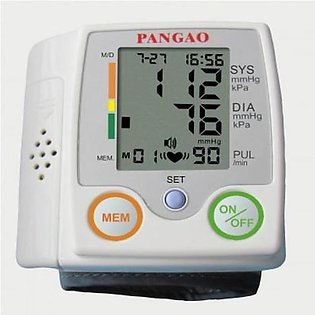 Pangao Digital Blood Pressure Monitor