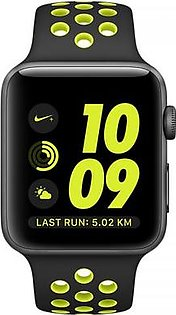 Apple Watch Nike+ MP0A2 42MM Volt Sport Band