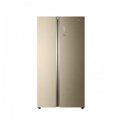 Haier Side-by-Side Refrigerator 17 cu ft (HRF-618GG)