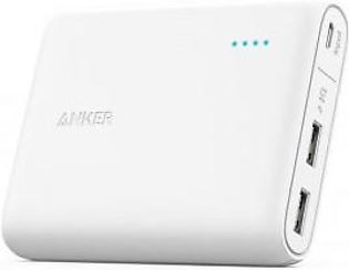 Anker Powerbank PowerCore 13000 mAh White A1215H21