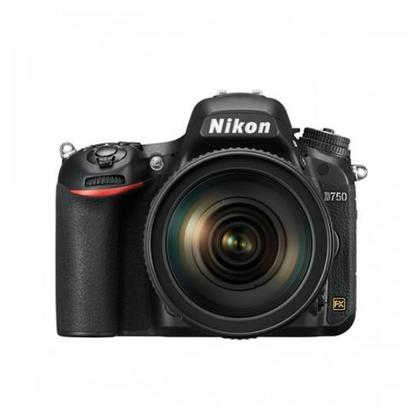 Nikon D750 DSLR Camera with 24-120mm Lens