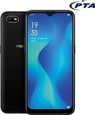 Oppo A1k 2GB 32GB Dual Sim official warranty (PTA Approved)