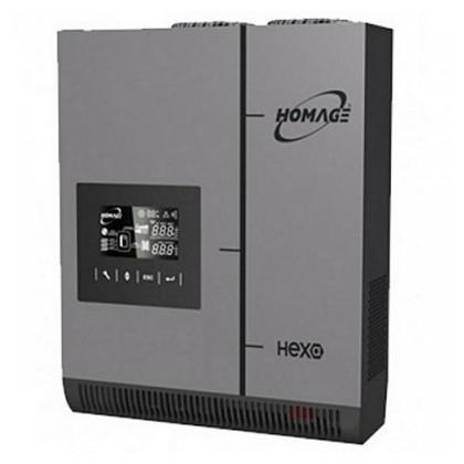 Homage Solar Inverter (HEX-5011SCC)