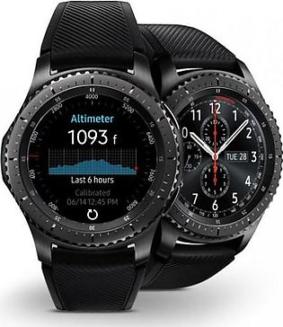Samsung Gear S3 frontier Original Sealed Pack
