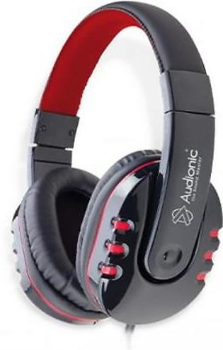 Audionic SHOCK 3 (HI-FI Headphone With Vol Control)