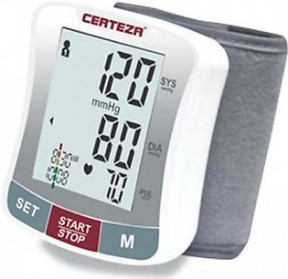 Certeza Wrist Digital Blood Pressure Monitor (BM-307)