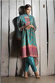 H14583A (GREEN) By Khaadi