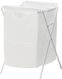 IKEA Laundry Basket - White