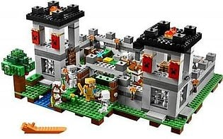 Lego The Fortress Building Kit