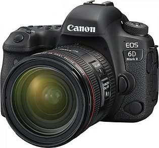 Canon EOS 6D Mark II + 24-70 f/4L IS USM