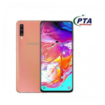 Samsung Galaxy A70 2019 6GB 128GB Finger Print Lock With official warranty (PTA Approved)