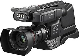 Panasonic HC-MDH3 AVCHD Shoulder Mount Camcorder with LCD Touchscreen & LED L...