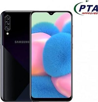 Samsung Galaxy A30s 4GB, 64GB Dual Sim with official warranty (PTA Approved)