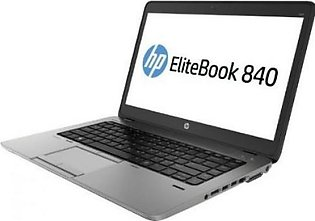 HP EliteBook 840 G1 Ultrabook Intel Core i5, 4th-Gen, 4GB RAM, 500GB HDD - Ce...