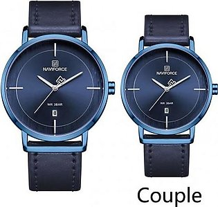 Naviforce Couple Edition Watch 2019 (NF-3009)-1
