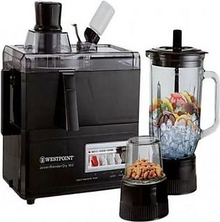 Westpoint Juicer Blender 3-in-1 (WF-8823)