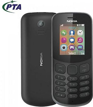 Nokia 130 with official warranty (PTA Approved)