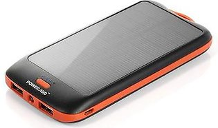 Poweradd Apollo 10000mAh Solar Panel Power Bank