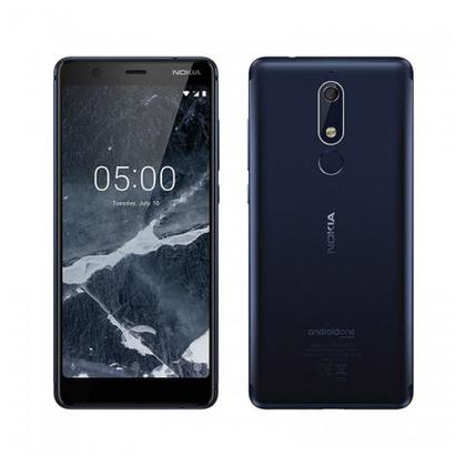 Nokia 5.1 Plus 32GB 3GB RAM Dual Sim Night Black PTA Approved Official Warranty