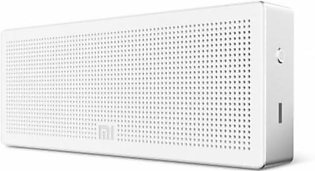 Mi Bluetooth Speaker Basic Portable Wireless Mini Square Box Speaker (Black/Whi…