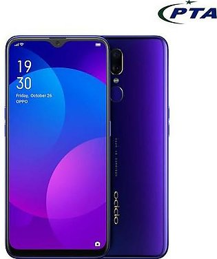 Oppo F11 4GB, 64GB RAM Dual Sim official warranty (PTA Approved)