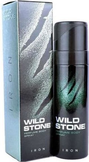 Wild Stone Perfume Body Spray Iron For Men 120 ML