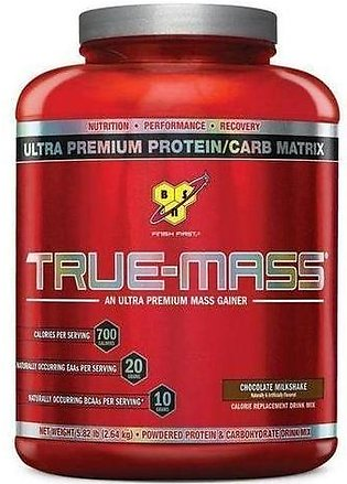 True Mass Gainer - 5lbs - Chocolate