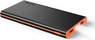 EasyAcc 10000mAh Power Bank Portable Charger for iPhone Samsung HTC Smartphones Tablets