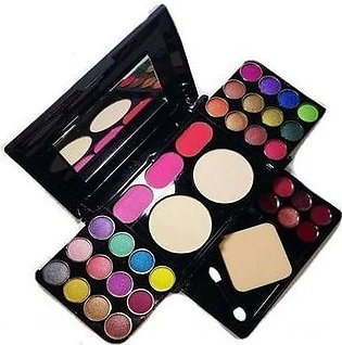 All In one Makeup Kit for Girls - Multicolor