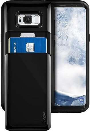 Samsung Galaxy S8 / S8 Plus Ringke Access Wallet Card Holder Case