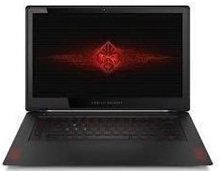 "HP OMEN 15 Laptop CORE I7 7700 15.6"" LED Display 1TB Black"