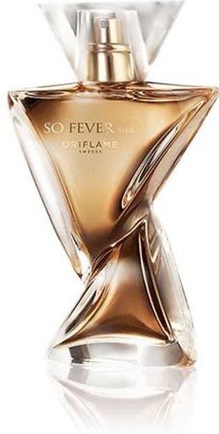 Oriflame So Fever Her Eau de Parfume 50 ML