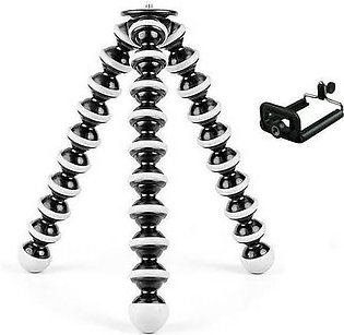 Gorilla Flodable Flexible Dslr Camera & Mobile Professional Tripod Stand With...