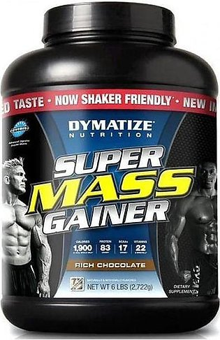 Super Mass Gainer - 5lbs - Chocolate