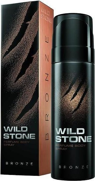 Wild Stone Perfume Body Spray Bronze For Men 120 ML